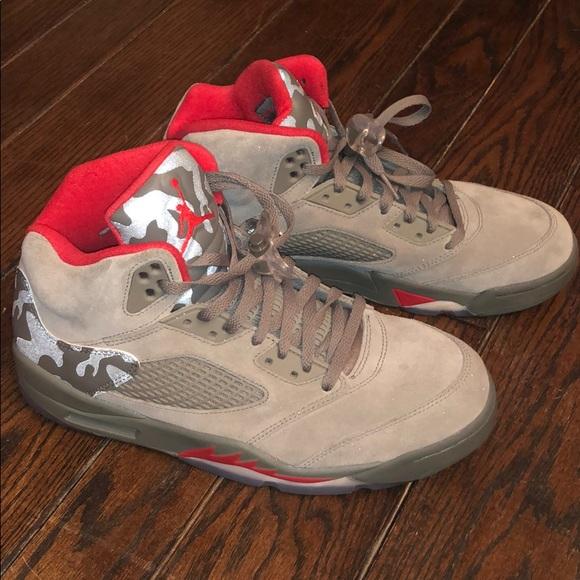 Jordan Shoes | Jordan 5 Retro P5 Camo